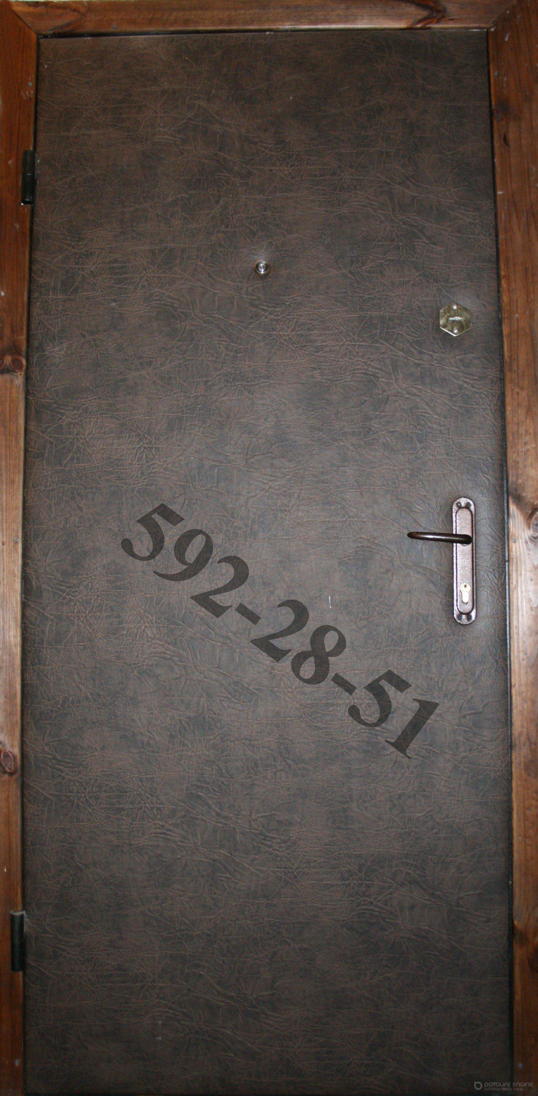 железные двери от производителя броня подольск